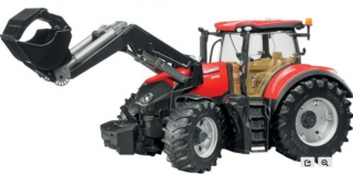 Model Case IH Optum 300 CVX + nakladač 1:16
